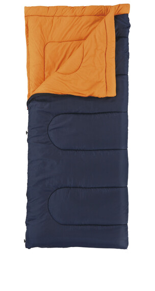 Coleman Atlantic Lite 5 - Sac de couchage - orange/bleu